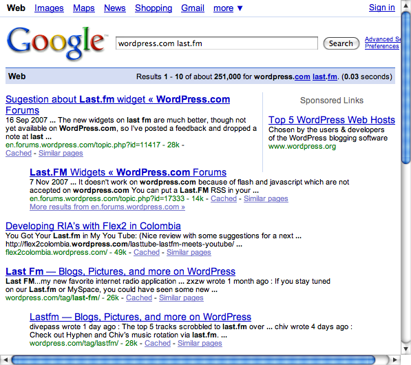 lastfm-google